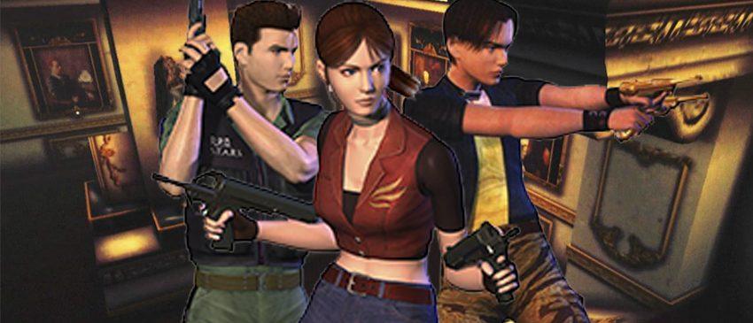 GAMES | Resident Evil: Code Veronica pode ganhar versão para PlayStation 4 em breve!