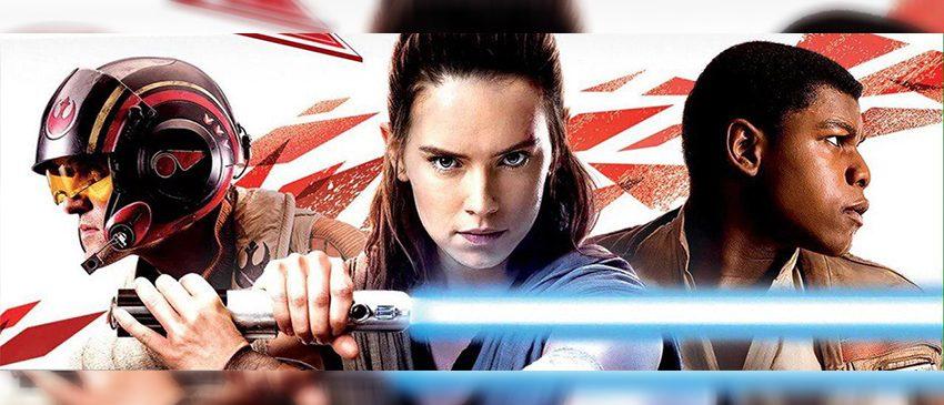 STAR WARS: OS ÚLTIMOS JEDI | Rey, Finn e BB-8 estampam novas camisas promocionais!