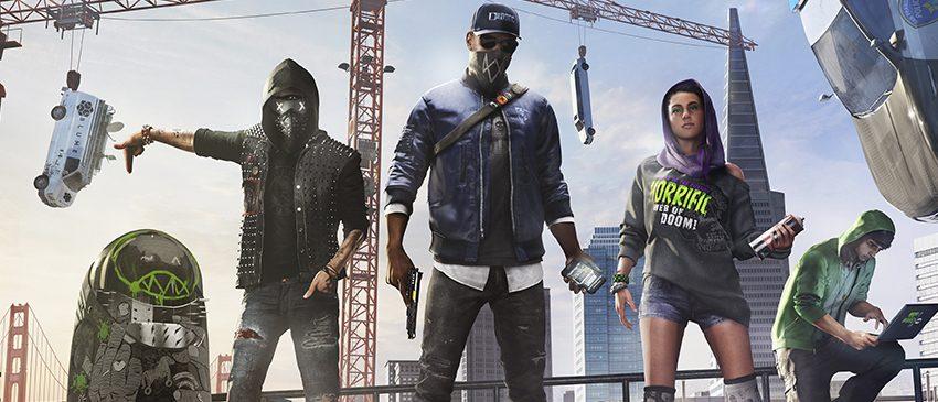 GAMES | Watch Dogs 2 terá modo cooperativo para até 4 jogadores!