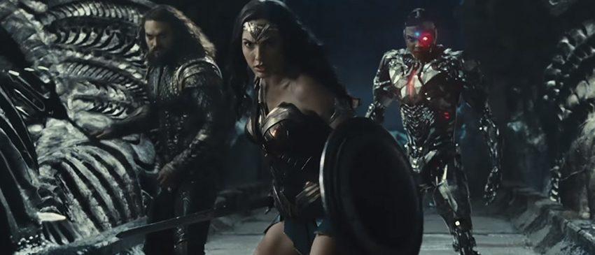 DC COMICS | Revelado o tempo de duração de Mulher-Maravilha e Liga da Justiça!