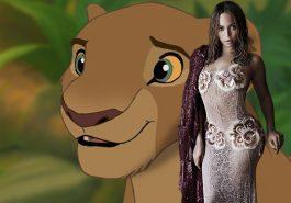 O REI LEÃO | A diva Beyoncé pode interpretar a leoa Nala na adaptação em live-action!
