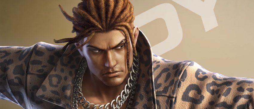 Games | Eddy Gordo é anunciado em Tekken 7!