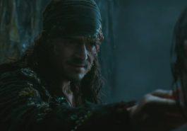 PIRATAS DO CARIBE: A VINGANÇA DE SALAZAR | Will Turner aparece em novo vídeo do filme!