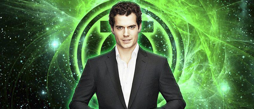 Liga da Justiça | Henry Cavill cria rumores sobre breve aparição de Lanterna Verde!