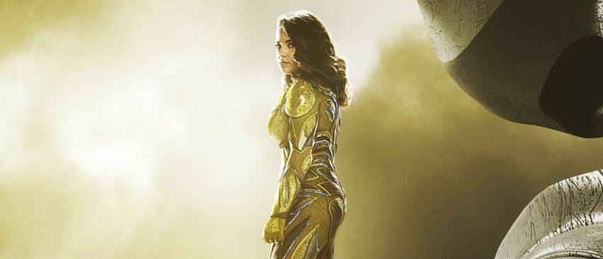 Power Rangers | Rita Repulsa ataca a Ranger Amarela em novo vídeo!