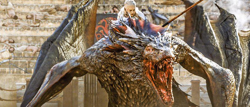 Game of Thrones | Os dragões terão o tamanho de um Boeing 747!