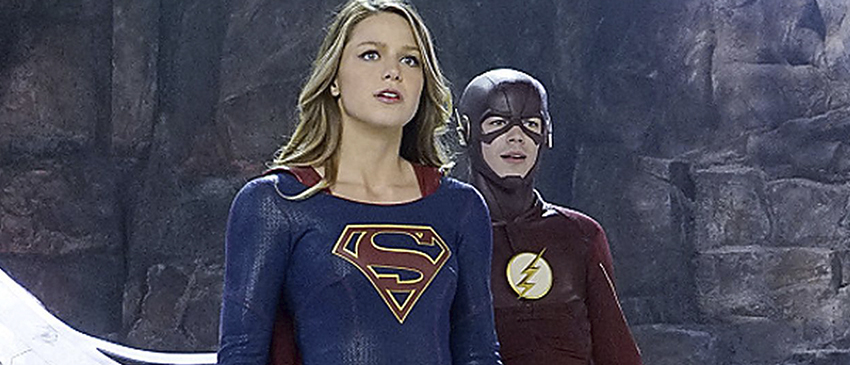 Séries | Crossover musical de The Flash e Supergirl ganha seu primeiro vídeo!