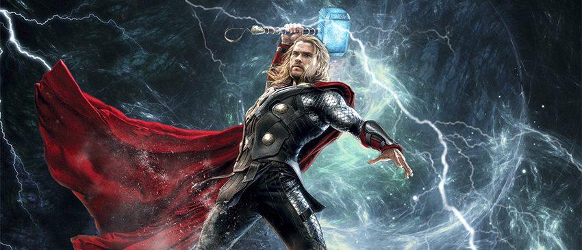 THOR: RAGNAROK | Deus Nórdico está pronto para batalhar em novas camisas promocionais do filme!