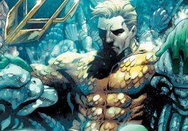 Aquaman | Longa é adiado para dezembro de 2018!