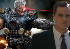 DEADPOOL 2 | Michael Shannon pode viver Cable no longa!