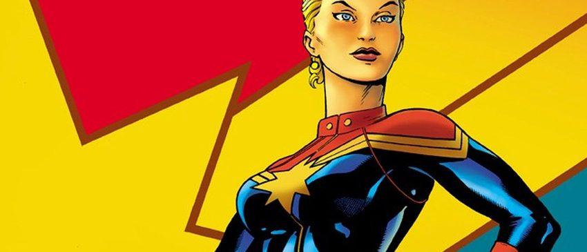 Capitã Marvel | Filmagens começam no início de 2018!