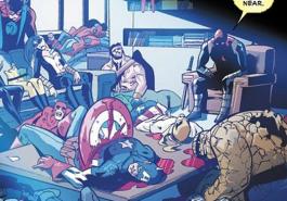 MARVEL   Deadpool irá matar todo o universo mais uma vez em nova mini-série!