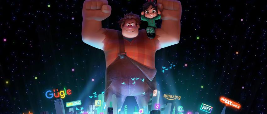 DETONA RALPH 2 | Disney revela os primeiros detalhes da animação!
