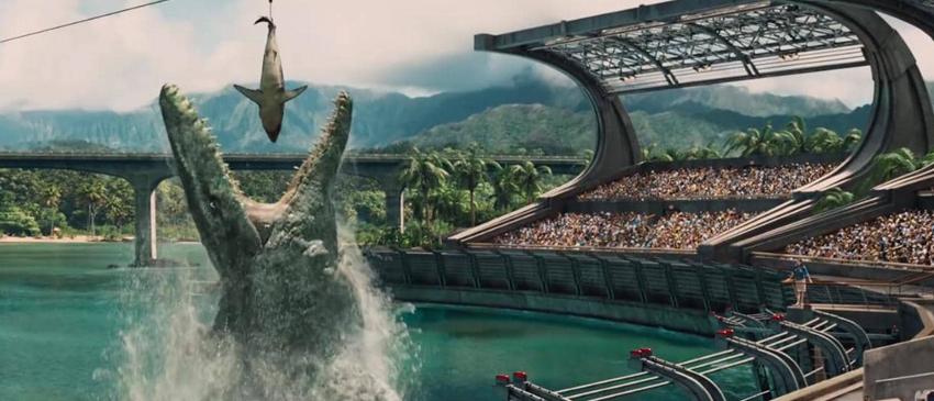 Jurassic World 2 | Nova imagem mostra a equipe por trás dos dinossauros!