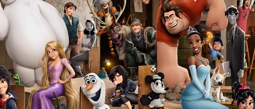 Disney   Animações lançadas nos últimos anos não irão ganhar versões live-action no momento!