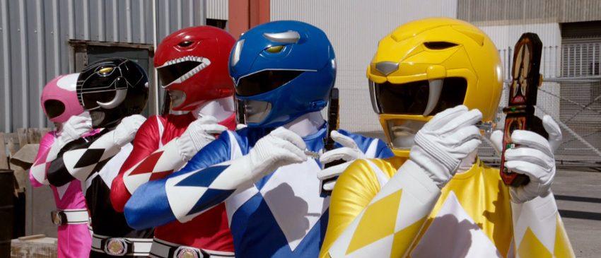 Mega Construx | Marca lança linha dos Power Rangers!