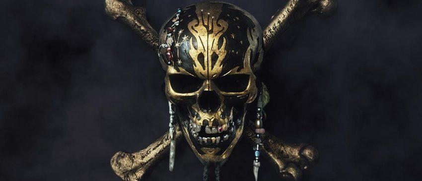 Piratas do Caribe: A Vingança de Salazar | Longa ganha novo cartaz nacional!