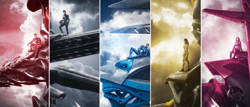 Power Rangers   Novos teasers mostram os zords em ação!
