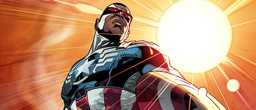Filmes | Anthony Mackie fala sobre assumir o manto de Capitão América após saída de Chris Evans!