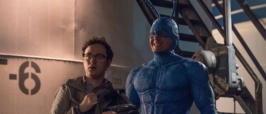 The Tick | Amazon libera primeira imagem do novo uniforme do herói!
