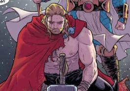 MARVEL | Revelado o segredo que levou Thor a ser indigno da Mjolnir!