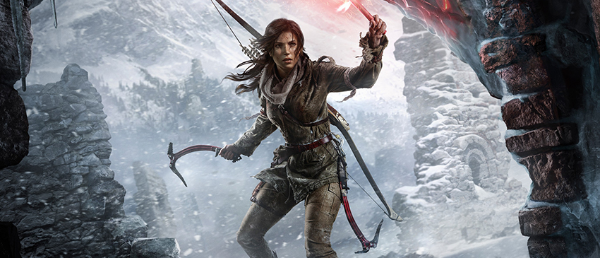 TOMB RAIDER | Confira as primeiras imagens de Alicia Vikander como Lara Croft!