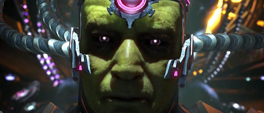 INJUSTICE 2 | Brainiac e a sua impiedosa invasão à Terra!
