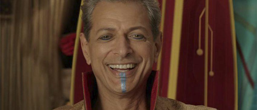 THOR: RAGNAROK | Explicado porque o Grão-Mestre não tem a pela azul como nas HQs!