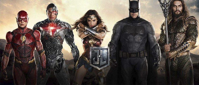 LIGA DA JUSTIÇA | A Liga está unida em novo cartaz do filme!