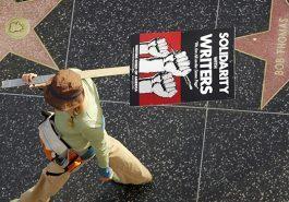 FILMES | Nova greve em Hollywood poderá paralisar os roteiristas a partir de maio!