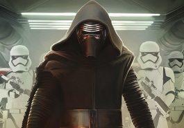 STAR WARS: OS ÚLTIMOS JEDI   Luke e Kylo Ren estão separados em novo cartaz do filme!