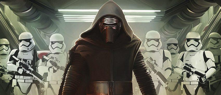STAR WARS: OS ÚLTIMOS JEDI | Luke e Kylo Ren estão separados em novo cartaz do filme!