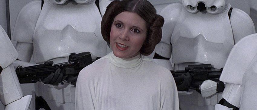 ROGUE ONE | Diretor afirma que o filme foi uma carta de amor para Carrie Fisher!