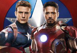 MARVEL | Chris Evans garante que Robert Downey Jr. deixa de ser o Homem de Ferro antes que ele!