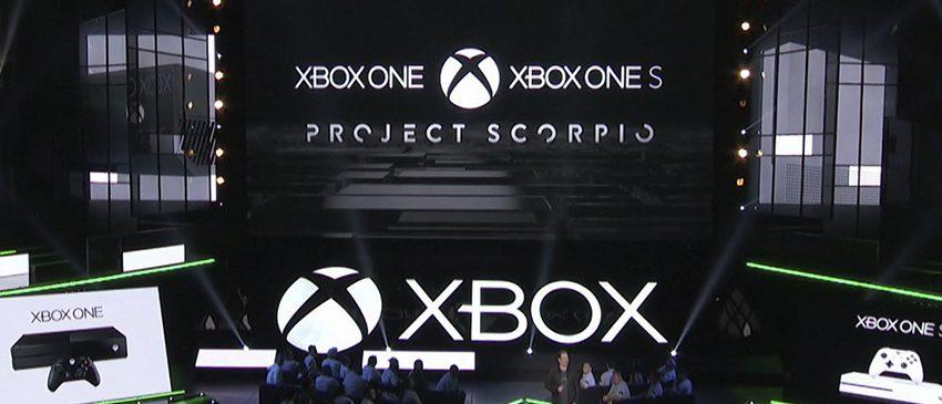 GAMES | Xbox ONE Project Scorpio deve ser apresentado ainda nessa semana!