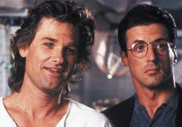 GUARDIÕES DA GALÁXIA VOL.2   Kurt Russell fala sobre seu encontro com Sylvester Stallone no filme!