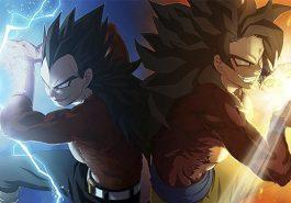 GAMES   Fãs criam jogo de luta de Dragon Ball Z completamente em 2D!