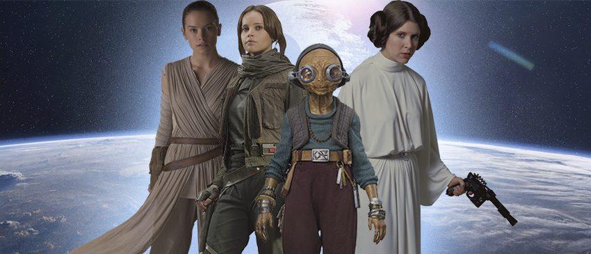 STAR WARS | Force of Destiny é o nome dos curtas animados focados nas mulheres da franquia!