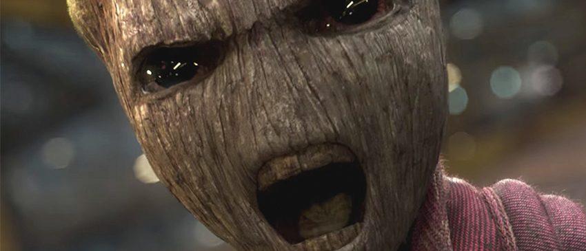 GUARDIÕES DA GALÁXIA VOL.2 | A fofa irritação de Baby Groot em novo vídeo!