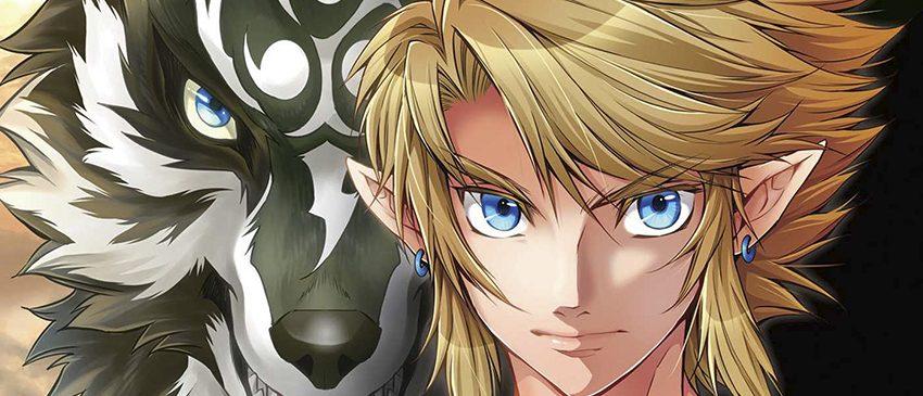 MANGÁS | Panini anuncia lançamento de Legend of Zelda no Brasil!