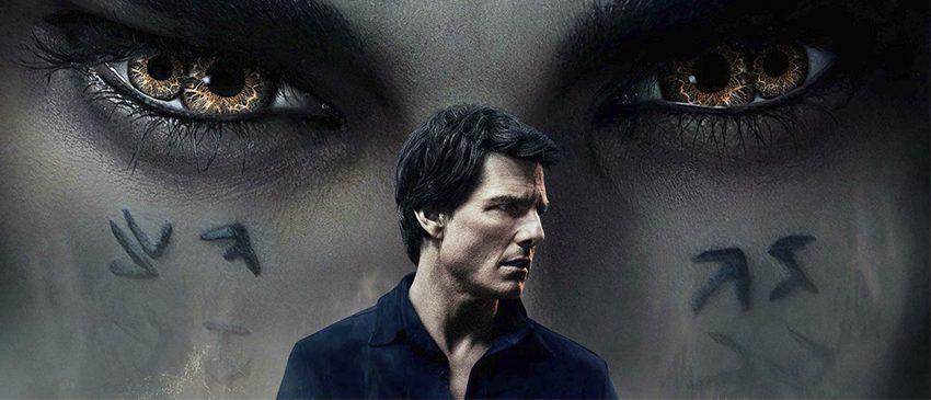 A MÚMIA | Novo vídeo mostra Tom Cruise sendo atacado de tudo quanto é jeito!