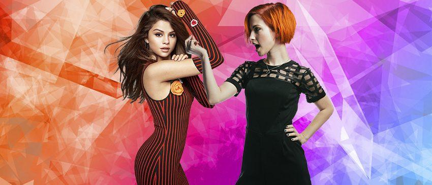 MÚSICA| Selena Gomez, Paramore e mais novidades!