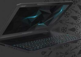GAMERS | Acer revela o Predator Triton 700, poderoso notebook gamer!