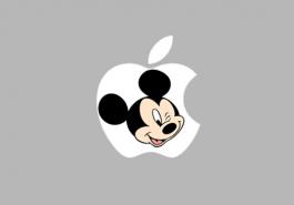APPLE   Rumor indica interesse da empresa em comprar a Disney!