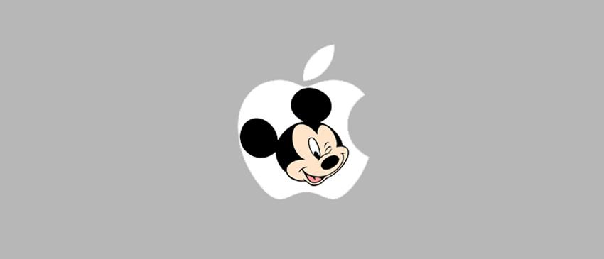 APPLE | Rumor indica interesse da empresa em comprar a Disney!