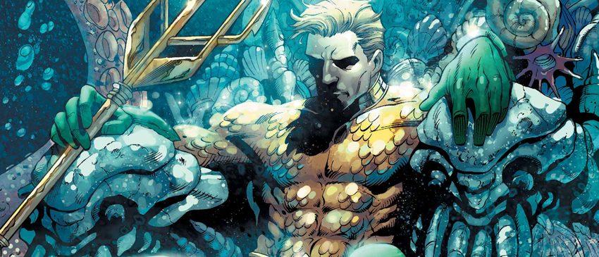 AQUAMAN | Jason Momoa revela mais detalhes do seu personagem no filme solo do herói!