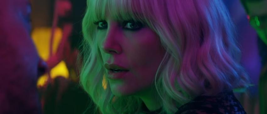 ATÔMICA | Novo filme de Charlize Theron ganha segundo trailer!