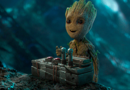 GUARDIÕES DA GALÁXIA VOL. 2 | Baby Groot é o destaque de comercial internacional!