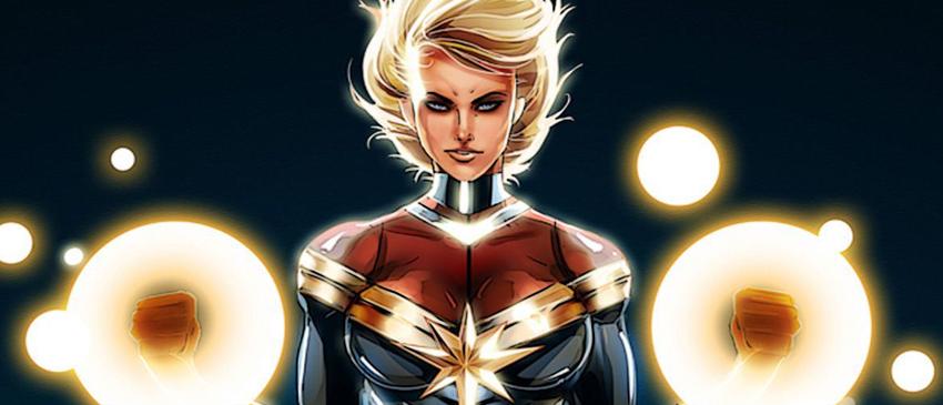 CAPITÃ MARVEL | Dupla do filme Parceiros de Jogo irá dirigir o filme para a Marvel!