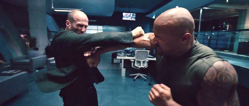 VELOZES & FURIOSOS | Derivado estrelado por Dwayne Johnson e Jason Statham está em desenvolvimento!